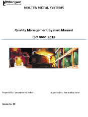 Global Quality Manual